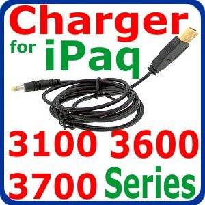 Eurus Usb Pda Charger For Ipaq 3100 3600 3700 Series