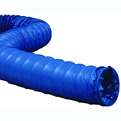 (Deflecto Sewer Hose for RVs, Flexible, 3 Inches Dia. x 20 Feet, Vinyl, Blue (SWR320))
