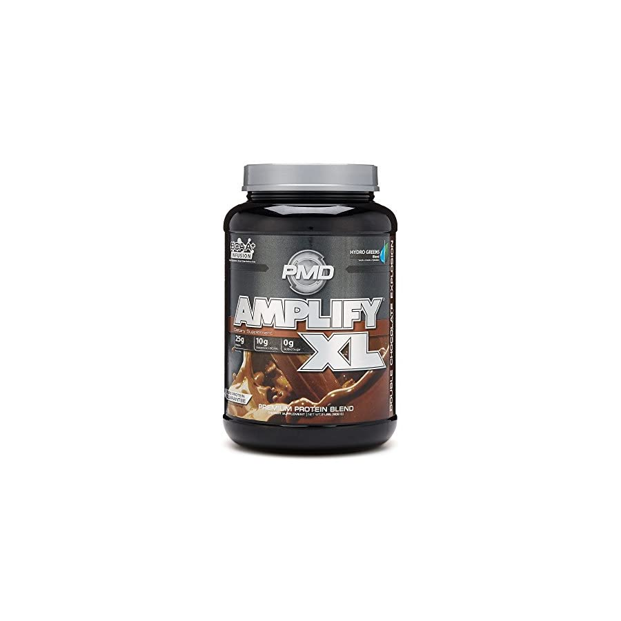 PMD Amplify XL Protein Double Chocolate Explosion 4 lbs.