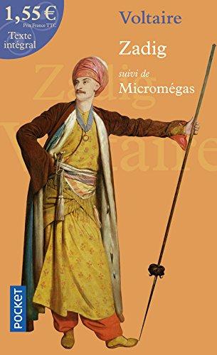 Zadig -suivi de Micromégas (French Edition)