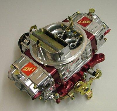 (Quick Fuel SS-650 650 CFM Aluminum Double Pump Carburetor )