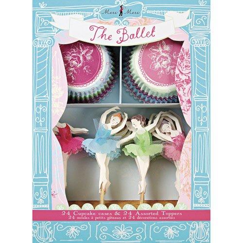 Meri Meri Cupcake Set - Ballerina
