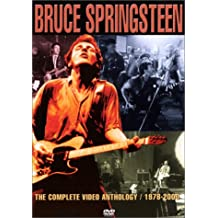 Bruce Springsteen:  The Complete Video Anthology, 1978-2000