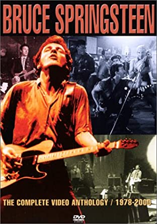Amazon com: Bruce Springsteen - The Complete Video Anthology, 1978