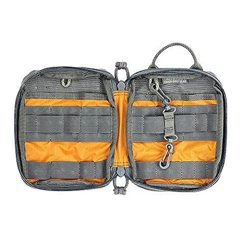 Vanquest PPM-HUGE 2.0 Personal Pocket Maximizer (Coyote Tan) (Edc Maximizer)