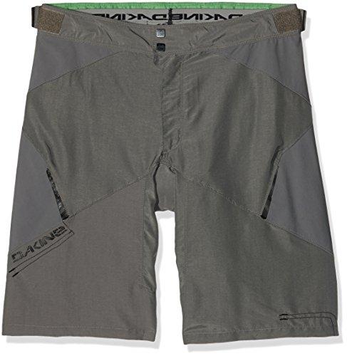 Dakine Boundary Mens Cycling Shorts - XL, Grey (Charcoal)