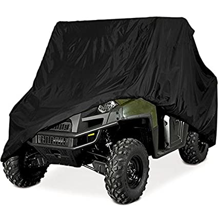 HEAVY DUTY WATERPROOF SUPERIOR UTV SIDE BY SIDE COVER COVERS FITS UP TO  120