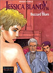 Jessica Blandy, tome 16 : Buzzard Blues