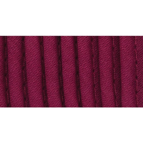 Wright Products 117-303-084 Wrights Maxi Piping Bias Tape, 2-1/2 yd, Berry