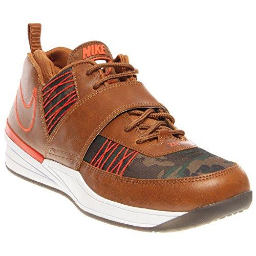 Nike Herren Zoom Revis TXT EXT Training Schuh Braun / Orange