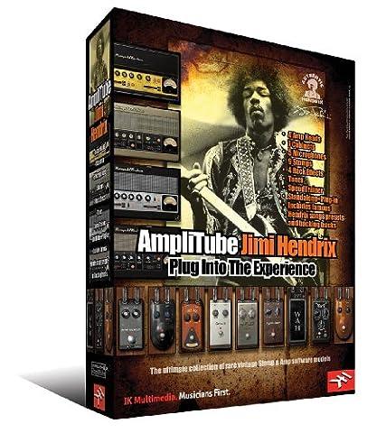 Amplitube: Jimi Hendrix - Plug into the Experience (Marshall 1959 Super Lead)