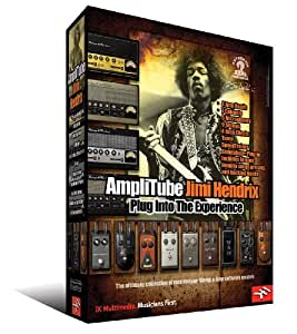 Amplitube: Jimi Hendrix - Plug into the Experience