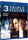 Thriller Triple Feature - Wind Chill, Closure, Perfect Stranger - Blu-Ray