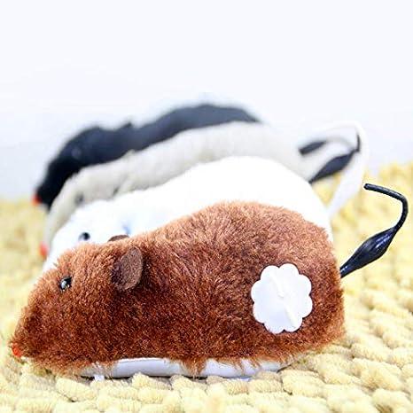 Amazon com: Mechanical Mouse Toy 2019, Cat Dog Playing Toys