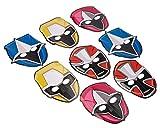 Power Rangers Ninja SteelTM Paper Mask, Party Favor