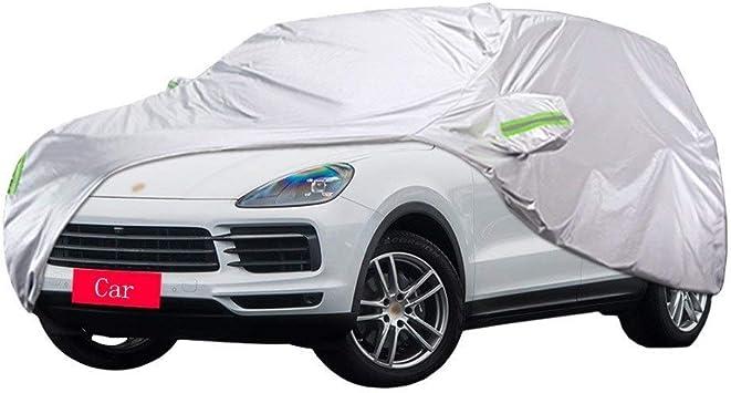 RVTYR Bewerben Sie Sich in Verbindung mit Porsche Cayenne Car Cover SUV Thick Oxford Tuch Sonnenschutz Regenschutz Warm Abdeckung Car Cover Auto abdeckplane