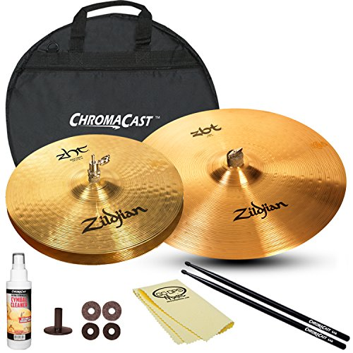 Zildjian Hats & Ride Set: ZHT 14