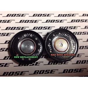 40mm REPLACEMENT SPEAKER PART FOR BOSE QUIET COMFORT QC25 QC15