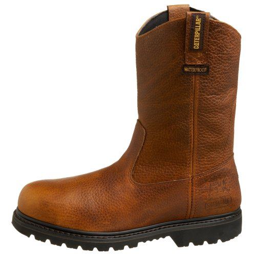 Pictures of Caterpillar Men's Edgework Pull-On Waterproof EdgeworkWPFSteel 4
