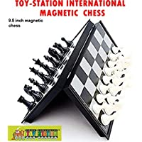 TOY-STATION - Excellent Quality Board Game (TOY-STATION- 51 PCS Wooden Colorful Tumbling ZENGA)