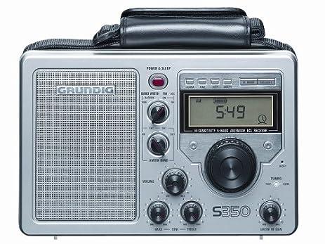amazon com grundig s350 world receiver electronics rh amazon com grundig s350dl service manual grundig s350dl service manual
