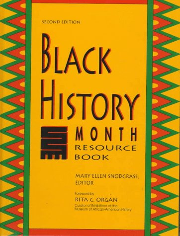 Black History Month Activities (Black History Month Resource)