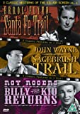 3 Classic Westerns Of The Silver Screen - Vol. 6 (DVD)