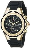 MICHELE Women's MWW12F000088 Jellybean Analog Display Analog Quartz Black Watch
