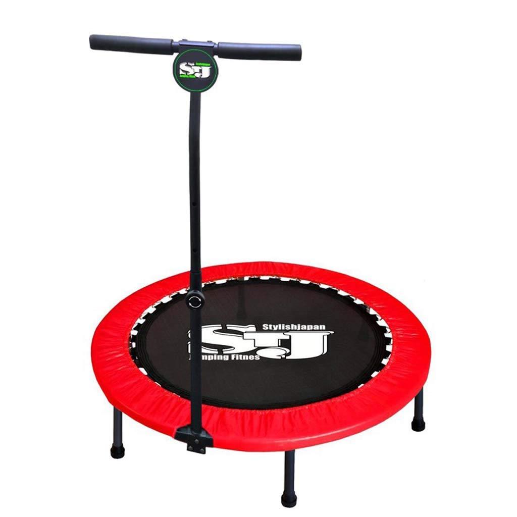 Fitness Mini-Trampolin-100Cm/40 Zoll Professionelles Fitnessstudio Rebounder Für Körperübungen und Cardio-Workouts, Maximalgewicht Von 150Kg/330Lbs,F