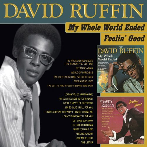 David Ruffin - My Whole World Ended  Feelin