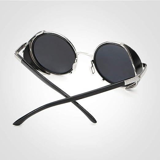 S.Y.M.MGLASSES Gafas Gafas de Sol de Mujer de Moda Punk ...