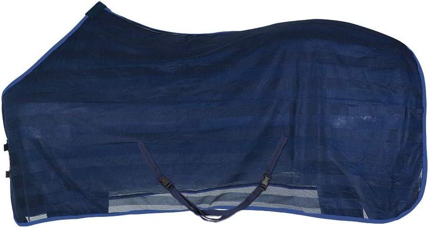 PFIFF 102309-20-115 - Manta para Caballo (Talla única), Color Azul