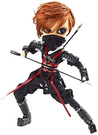 Pullip Dolls Taeyang Ninja Arashi 14 Fashion Doll by Pullip ...