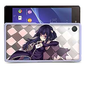 Case88 Designs No Game No Life Sora Shiro Jibril Izuna Hatsuse Stephanie Dola Kurami Zell Protective Snap-on Hard Back Case Cover for Sony Xperia Z2
