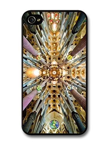 Sagrada Familia Photography Barcelona Travel Stylish Cool coque pour iPhone 4 4S