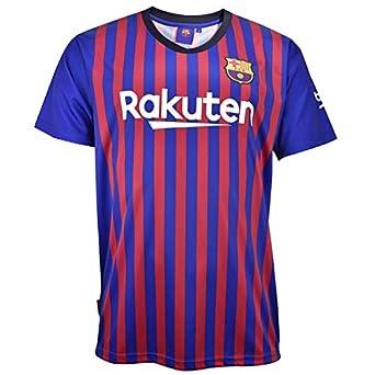 dd72fcc89b1d6 FCB BARÇA Camiseta 1ª Equip 2018-2019 Coutinho T-L  Amazon.es  Ropa y  accesorios