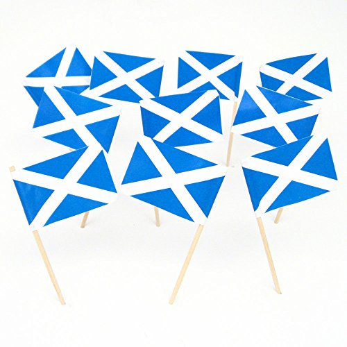 Scotland Scottish Andrews Cross Toothpicks product image