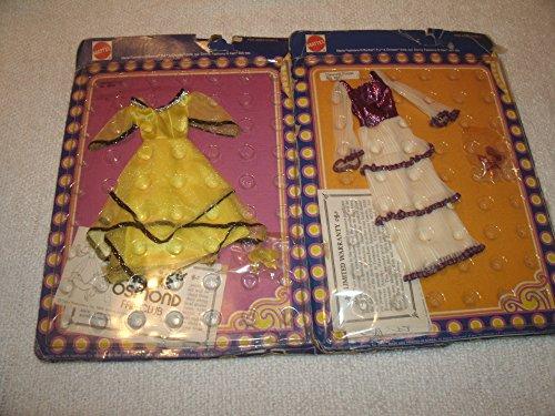 - Set of Two Vintage 1976 Mattel Marie Osmond T.V. Fashions