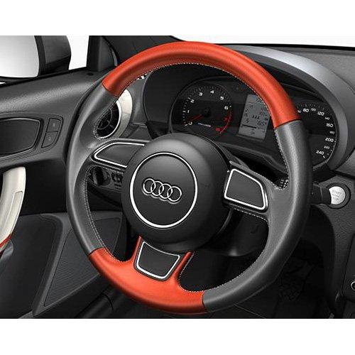 Audi 8X0 064 244 A 8ZP Volant Sport en Cuir