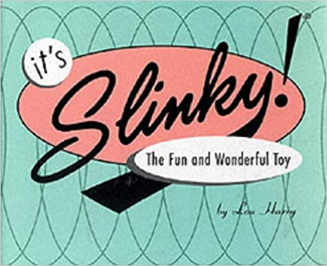 Descarga de libros electrónicos de libros de texto It's Slinky: The Fun and Wonderful Toy by Lou Harry PDF ePub