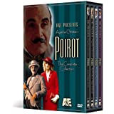 Poirot - The Complete Collection (Lord Edgeware Dies / The Murder of Roger Ackroyd / Evil Under the Sun / Murder in Mesopotamia)