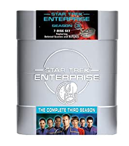 Star Trek Enterprise - The Complete Third Season