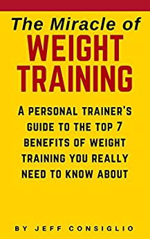 Miracle Weight Training personal trainers ebook product image