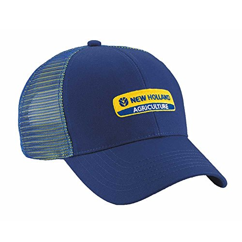 New Holland Trademark Dual Mesh Cap from New Holland