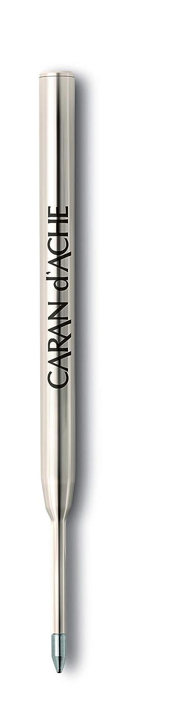 Caran d'Ache Goliath - Cartuccia di ricarica per penna a sfera, colore nero OfficeCentre 8428.009