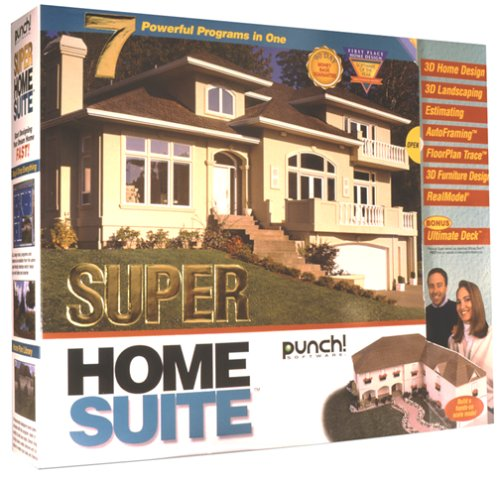 Punch Super Home Suite 3.0 by Punch Software