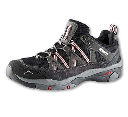 McKinley Multifunción Zapatos Cisco Men, Unisex, Negro, 40