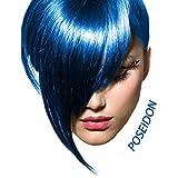 Arctic Fox Semi Permanent Hair Color Dye 4 Ounce (Poseidon)
