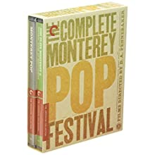 The Complete Monterey Pop Festival (The Criterion Collection) [Blu-ray] (2009)