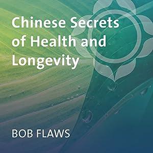 Chinese Secrets of Health and Longevity Speech